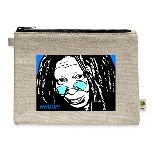WHOOPI - Carry All Pouch