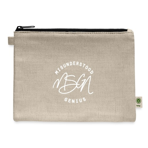 MSGN Logo - Carry All Pouch