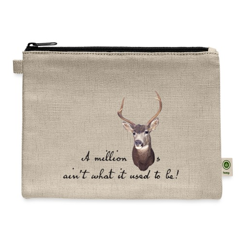 Million dollars - Carry All Pouch