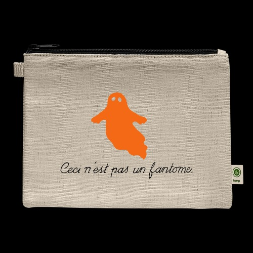 A Treachery of Ghosts - Carry All Pouch