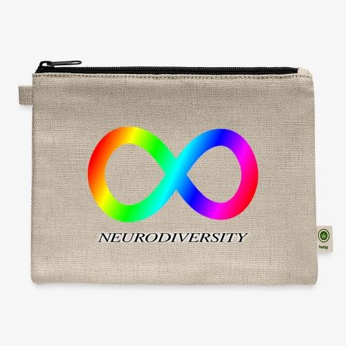 Neurodiversity - Carry All Pouch