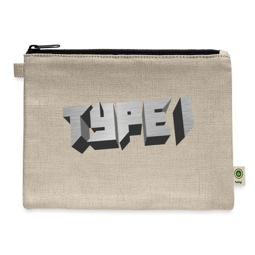 TYPE 1 - Carry All Pouch
