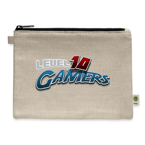 Level10Gamers Logo - Carry All Pouch