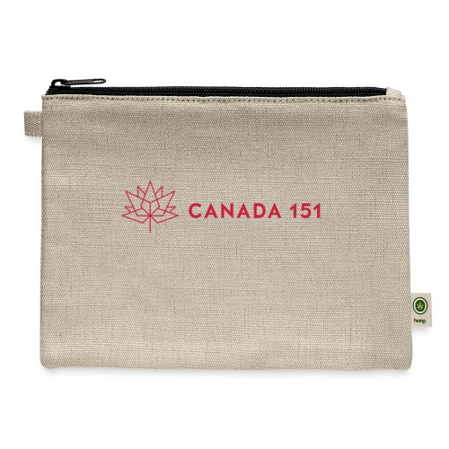 Canada 151 - Carry All Pouch