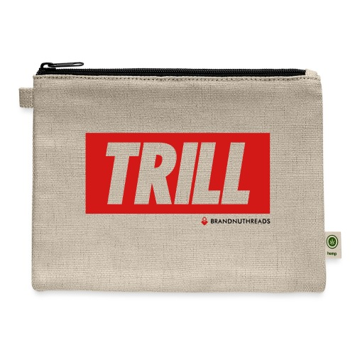 trill red iphone - Carry All Pouch