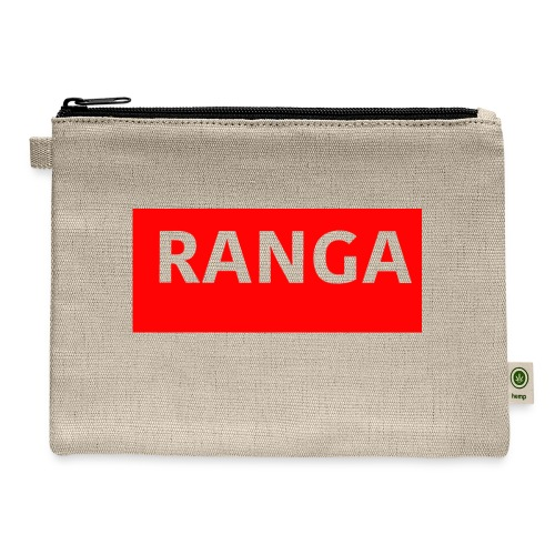 Ranga Red BAr - Carry All Pouch