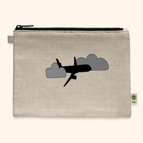 plane - Carry All Pouch
