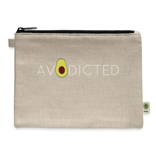 Avodicted - Carry All Pouch