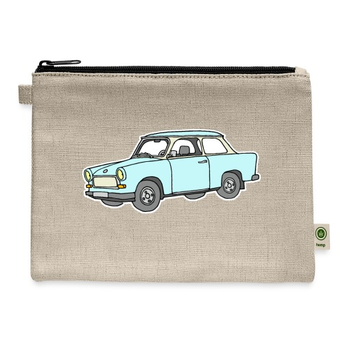 Trabant (lightblue) - Carry All Pouch