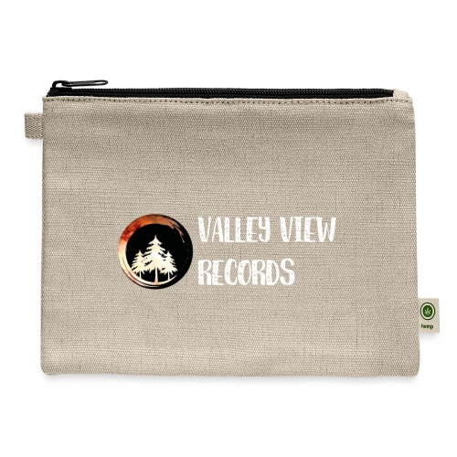 Valley View Records Official Company Merch - Carry All Pouch
