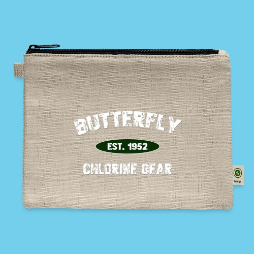 Butterfly est 1952-M - Carry All Pouch