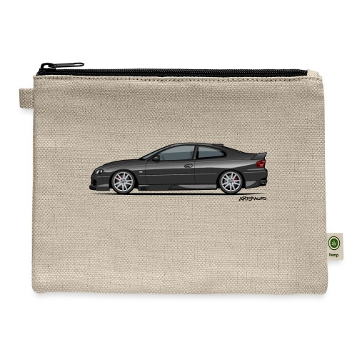 Holden Monaro HSV GTO (V2) Black - Carry All Pouch