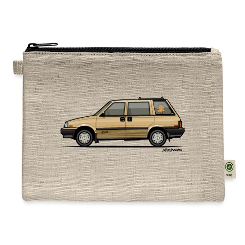 Nissan Stanza 4wd Multi Wagon Datsun Prairie Gold - Carry All Pouch