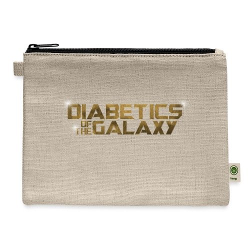 Diabetics Of The Galaxy - Carry All Pouch