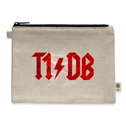 T1/DB AC/DC Style - Carry All Pouch