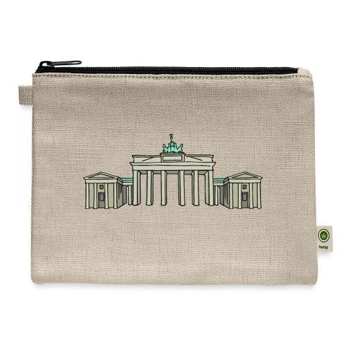 Brandenburg Gate Berlin - Carry All Pouch