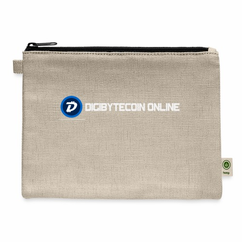 Digibyte online light - Carry All Pouch