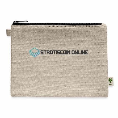 stratiscoin online dark - Carry All Pouch