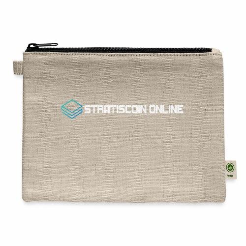 stratiscoin online light - Carry All Pouch