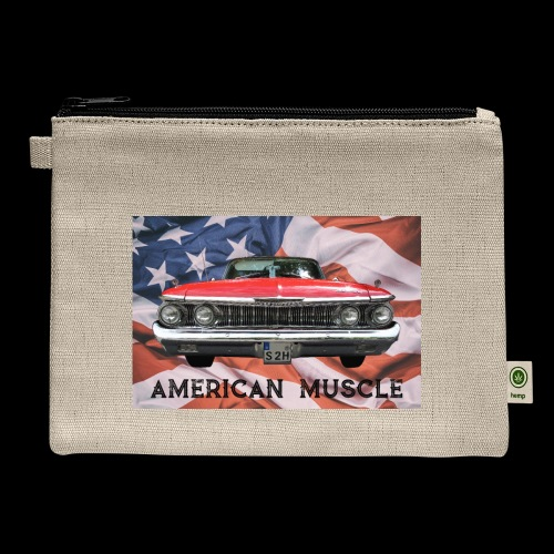AMERICAN MUSCLE - Carry All Pouch