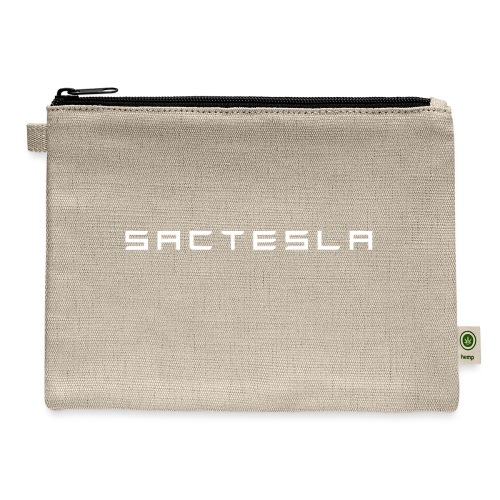SACTESLA℠ - Carry All Pouch
