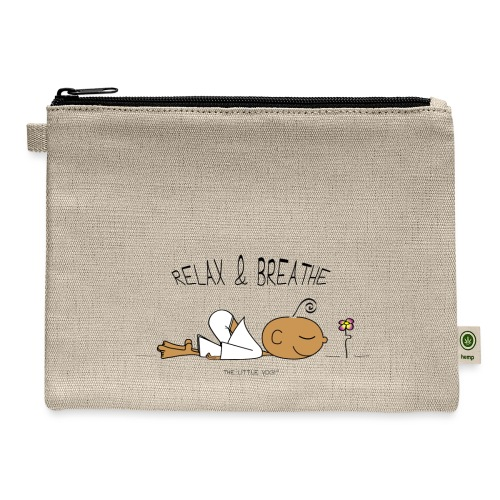Relax & Breathe - Carry All Pouch