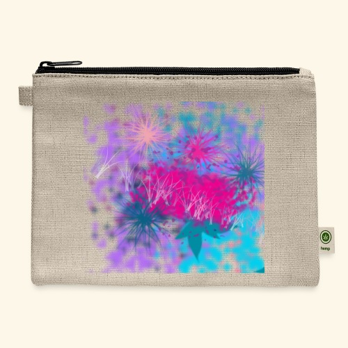 Abstract - Carry All Pouch