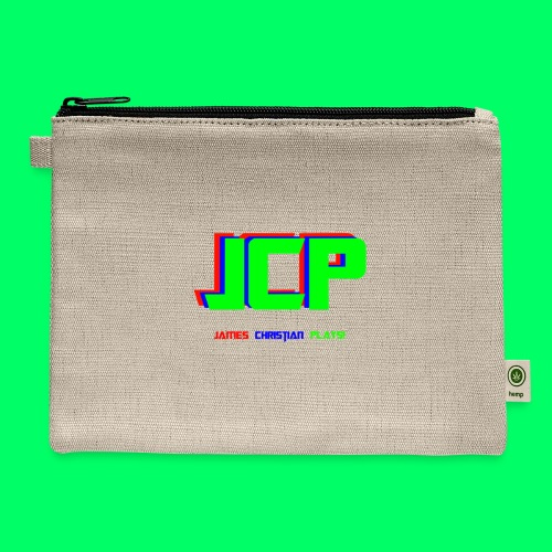 James Christian Plays! Original Set - Carry All Pouch