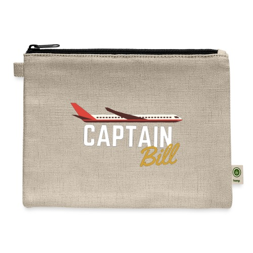 Captain Bill Avaition products - Carry All Pouch