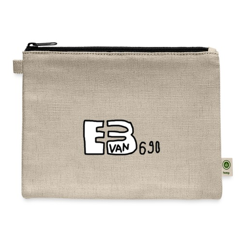 Evan3690 Logo - Carry All Pouch