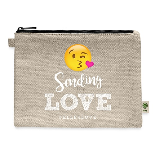 Sending Love - Carry All Pouch