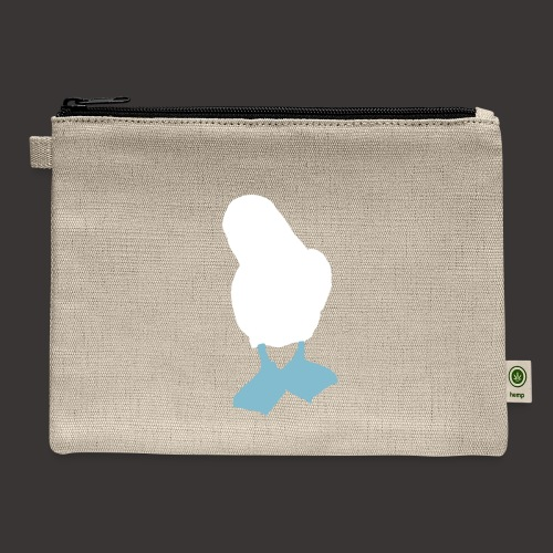 Boobies_Logo_png - Carry All Pouch