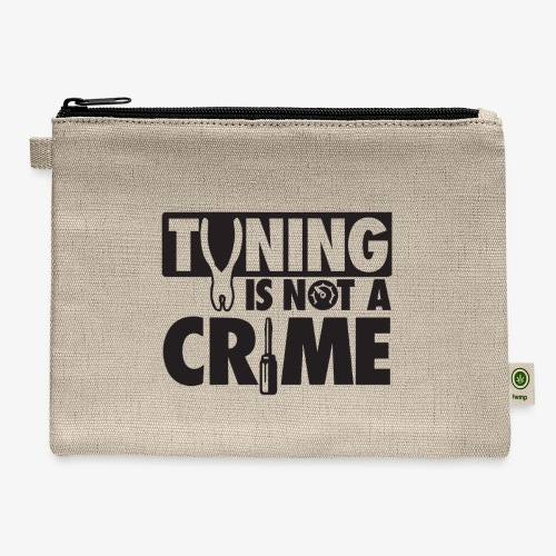 Tuning is not a crime - Carry All Pouch
