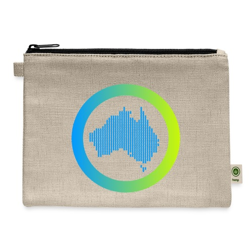 Gradient Symbol Only - Carry All Pouch