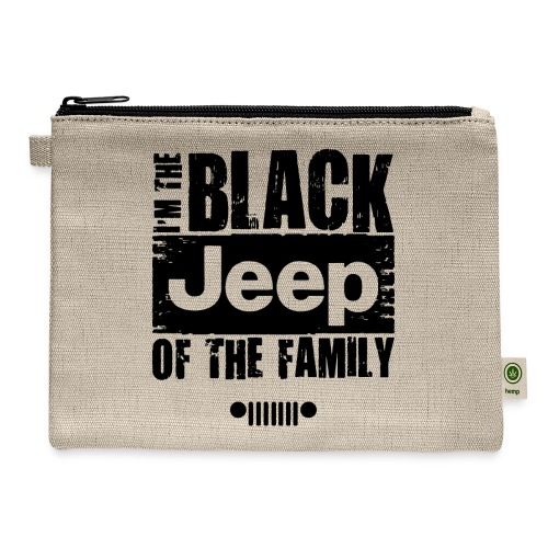 black sheep of the family - Carry All Pouch