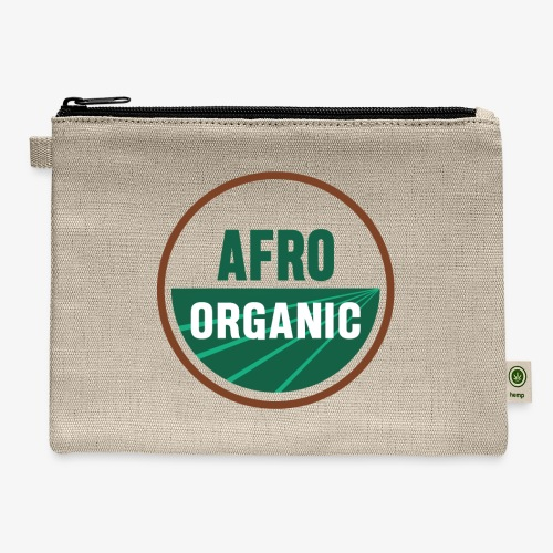 Afro Organic - Carry All Pouch