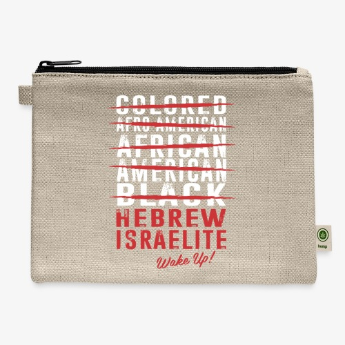 Hebrew Israelite - Carry All Pouch
