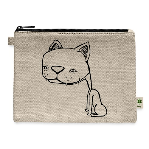 Meowy Wowie - Carry All Pouch