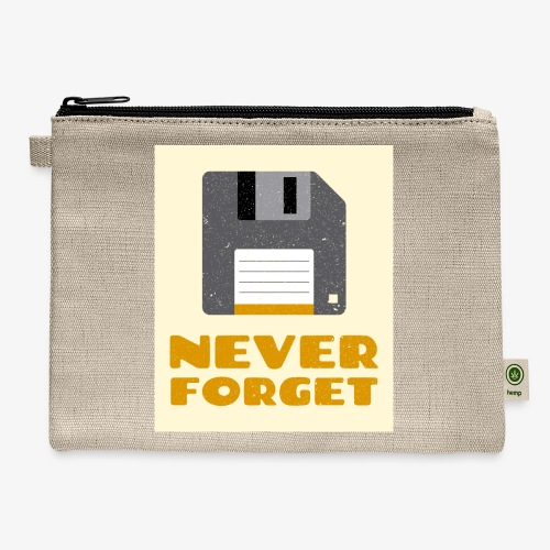 Never Forget - Carry All Pouch