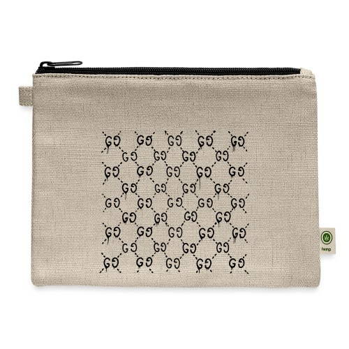 Dripping Gucci pattern - Carry All Pouch