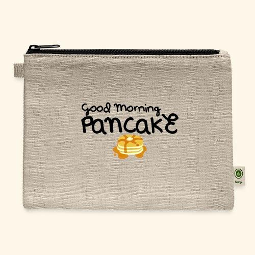 Good Morning Pancake Mug - Carry All Pouch