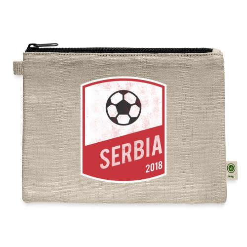 Serbia Team - World Cup - Russia 2018 - Carry All Pouch