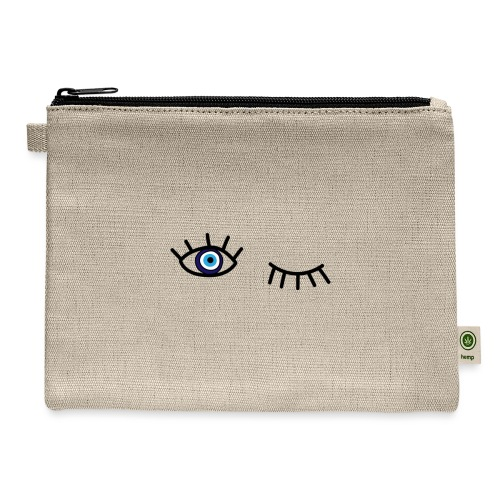 evil eye - Carry All Pouch