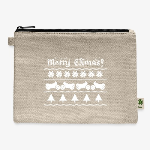 Merry CXmas! - Carry All Pouch