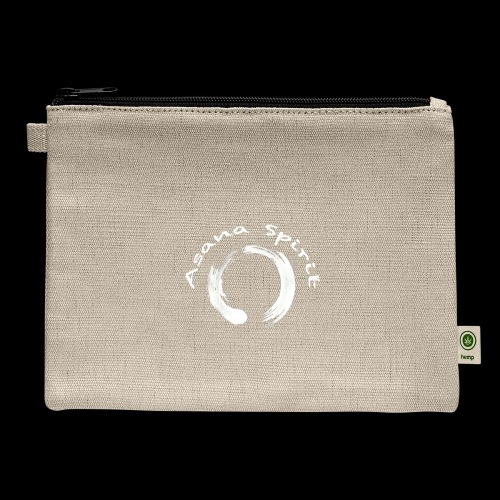 Enso Ring - Asana Spirit - Carry All Pouch