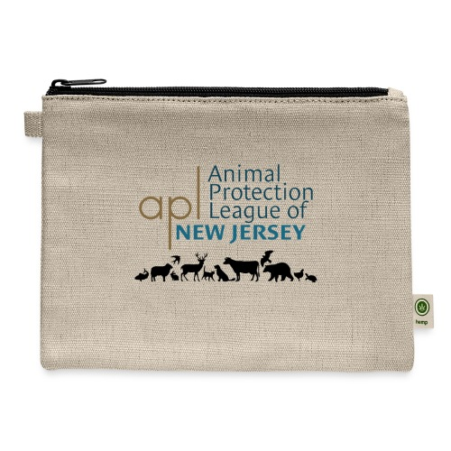 APLNJ Logo color - Carry All Pouch