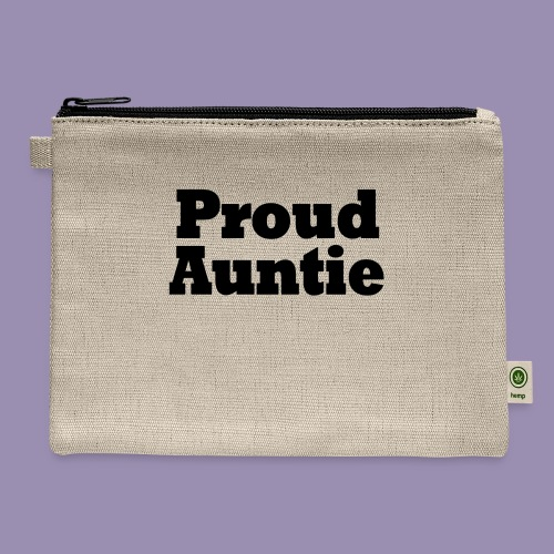 Proud Auntie - Carry All Pouch