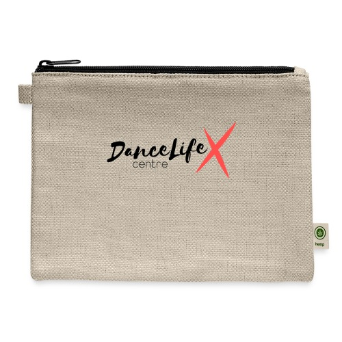 DL-Logo-Master - Carry All Pouch