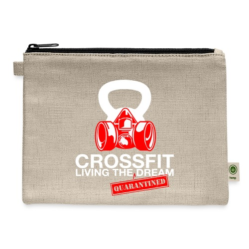 CROSSFIT LTQD - WHITE - Carry All Pouch