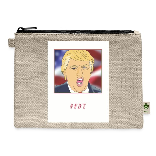 Fuck Donald Trump! - Carry All Pouch